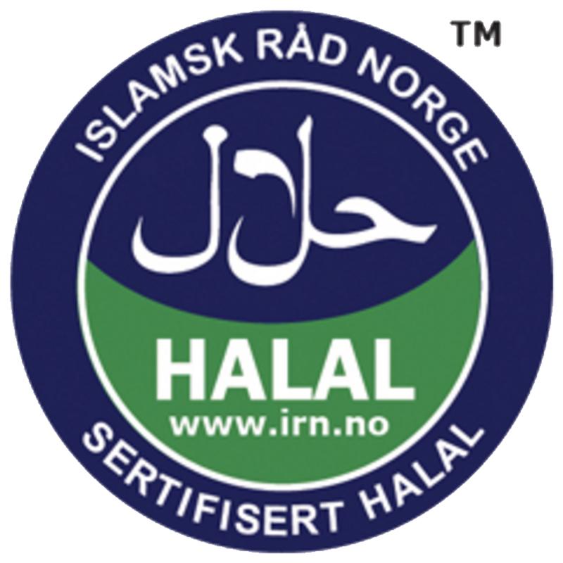 islamisk raad norge sertifisert halal vestkorn